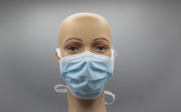 Disposable Medical Mask (CE), 3-lagig, TYP IIR- mit Band